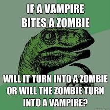 Meme Zombie - 18 funny zombie memes gothic life
