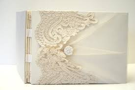 wedding photo albums for sale personalized ivory lace wedding photo album handmade custom