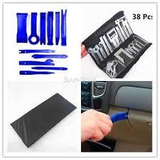 Interior Door Panel Repair Automotive Trim Kit 49pcs Stereo Gps Cd Removal Interior Door