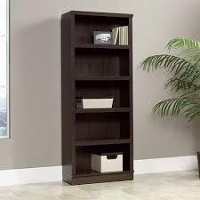 sauder 5 shelf bookcase cheap one shelf bookcase find one shelf bookcase deals on line at