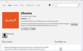 how do i run ubuntu linux in windows 10 ask dave taylor