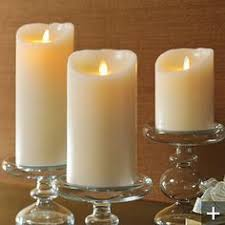 luminara flameless candle most awesome battery candles so