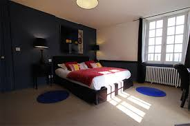 chambre bleue chambre bleue la haute flourie chambres d hôtes à malo