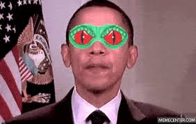 Obama Sunglasses Meme - obama reptile by recyclebin meme center