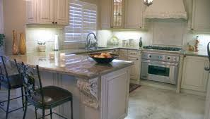 tumbled marble kitchen backsplash how to seal a tumbled marble backsplash homesteady