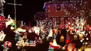 christmas lights richmond va the christmas house richmond va youtube