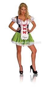 wholesale traditional bavarian woman costume maid fancy