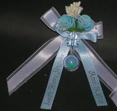 baby shower capias personalized baby shower corsage capias w pin