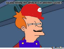 Fry Meme - mario and fry meme by pacyman meme center