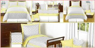 Gray And Yellow Crib Bedding Yellow And Grey Crib Bedding Sets Home Design Ideas