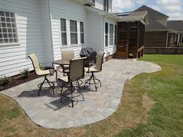 Patio Design Popular Outdoor Patio Decks With And Ground Level