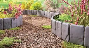 garden edging ideas cheap home design