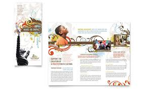 church templates brochures flyers newsletters