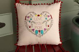 Stein Mart Home Decor Valentine U0027s Day Pillows U2013 Sweet Sorghum Living