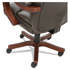 transitional series executive chair by alera alets4159w