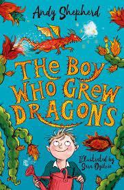 dragons for children andy shepherd writing for children