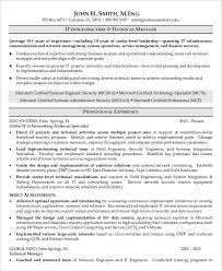 Technology Manager Resume It Manager Resume 13 It Manager Resume Template Ledger Paper