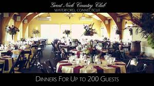 ct wedding venues southeastern ct wedding venues great neck country club waterford