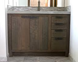 Vanities For Bathrooms by Best 20 Rustic Modern Bathrooms Ideas On Pinterest Bathroom