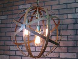Orb Ceiling Light Inspirational Image For Rustic Cabin Lighting