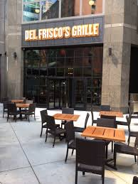 del frisco s grille open table tribeca citizen seen heard del frisco s grille opens this week