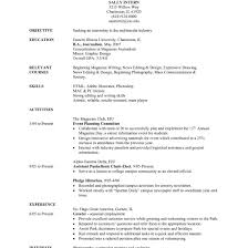 resume templates for college internships in texas internship resume sle for college students internship resume