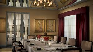 houston galleria restaurants noe grill omni hotel