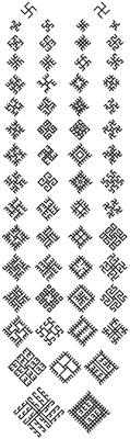 latviešu ornamenti vikipēdija