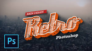 membuat garis 3d di photoshop how to create awesome retro 3d design with photoshop photoshop