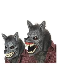 Real Looking Halloween Masks Wolf Costumes Kids Wolf Costume Werewolf Costumes