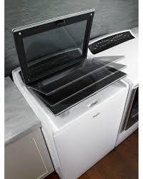 whirlpool wtw8500dw 5 3 cu ft cabrio top load washer w