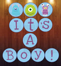 Monster Inc Baby Shower Decorations 44 Best Monster Inc Baby Shower Images On Pinterest Monster Baby