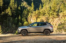 jeep crossover why the 2017 jeep compass is a iihs top safety pick