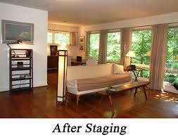 Staging Before And After Home Staging Services Williamsburg Va