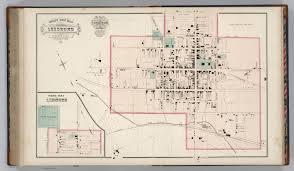 Map Of Loudoun County Va Leesburg Virginia David Rumsey Historical Map Collection