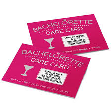 amazon com bachelorette dare card party game girls night out 20