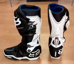 fox tracker motocross boots bota moto fox enduro mx instinct negro talle 8 palermo bikes