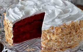 natural red velvet cake recipe goodtoknow