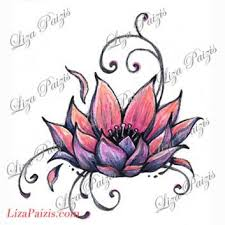 best 25 water lily tattoos ideas on pinterest geometric tattoo