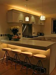 Kitchen Counter Lighting Kitchen Counter Lights How To Install Cabinet Lighting In