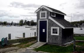 Small Cabin In The Woods by Woods Hole Ma A Micro Nautical Shed Cabin Tiny House