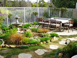 outdoor and patio fantastic backyard decoarting ideas and white