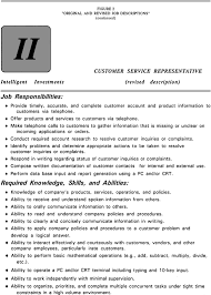 Customer Service Job Duties For Resume by The Ada And The Hiring Process In Organizations