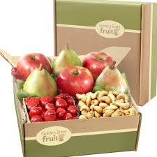fruit gift boxes golden state fruit california fruit gift box food basket