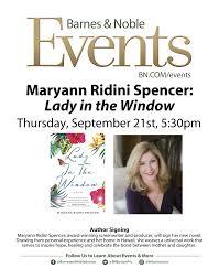 Barnes Noble Boston Lady In The Window Barnes U0026 Noble Event In Boston Sept 21
