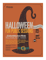 old ellicott city halloween two spooky sessions at columbia ice rink u0027s 2016 halloween