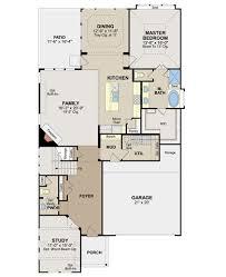 Ryland Homes Orlando Floor Plan Dawson Plan At Villas At Stacy In Mckinney Texas By Calatlantic Homes