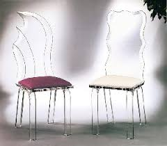 Acrylic Dining Chair Lucite Acrylic Chair Dining Chairs Page 1 Products Photo