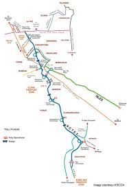 clark map map of the subic clark tarlac expressway in philippines image