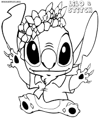 lilo and stitch coloring pages coloring pages to download and print